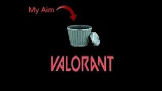 Valorant deathmatch but I miss a lot