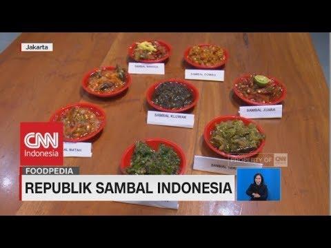 Republik Sambal Indonesia - FoodPedia
