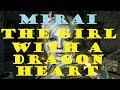 Skyrim Mods:  Mirai the Girl with a Dragon Heart