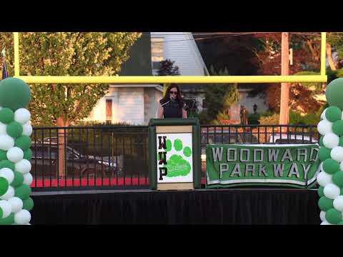 Farmingdale Public Schools Woodward Parkway Elementary School Moving Up Ceremony 2021