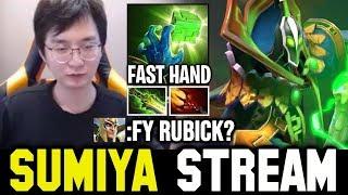 From Invoker Boss to FY Rubick GOD   Sumiya Invoker Stream Moment #809