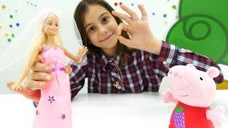 Подарок на свадьбу Барби - Приключения Барби - Мультики для девочек