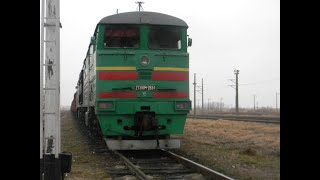 Trenuri la Reni, Bugeac/Trains at Reni,Ukraine(, 2013-03-16T18:35:01.000Z)