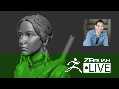 Robert Vignone - Creating Characters for 3D Printing - Episode 2