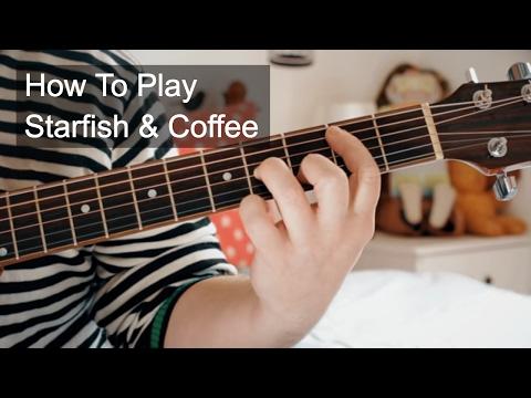 Starfish and Coffee Prince Guitar Tutorial