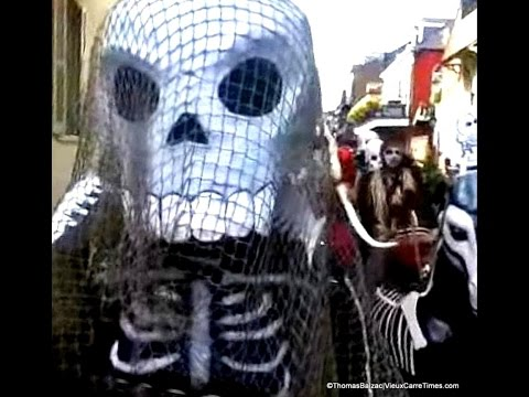 """The Dead Waking the Living on a typical New Orleans """"Fat Tuesday"""" Morning"""