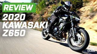 2020 Kawasaki Z650 Video Review | Visordown.com