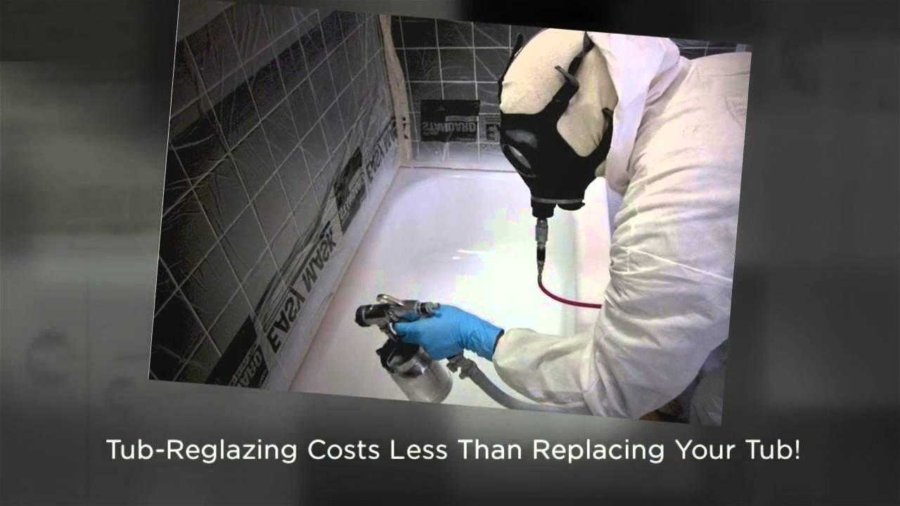 Bathtub Reglazing And Walk In Tubs Detroittubs Com Youtube