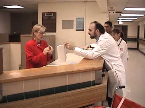 Cook County Hospital Chief Resident Video 2003