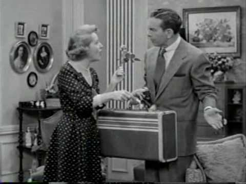 The George Burns and Gracie Allen Show: Murderer on a Train! (2/3)