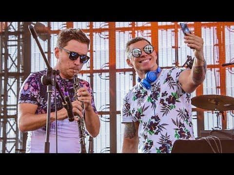 Oboe & DJ - Live Mix By Toms Abelis & DJ Gustavito @ Bahrain