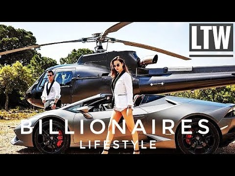 Life Of Billionaires💲| Rich Lifestyle Of Billionaires | Motivation #3