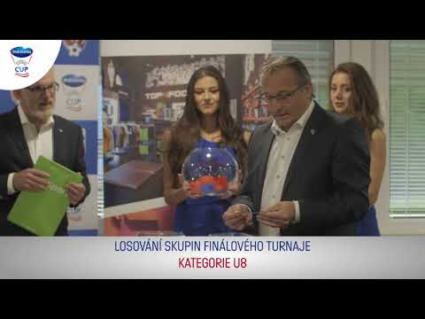 Ondrášovka Cup U8  PŘÍBRAM 2017/2018