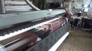 Печать на баннерной ткани. Биллборд 3х6.(, 2014-11-12T05:57:00.000Z)
