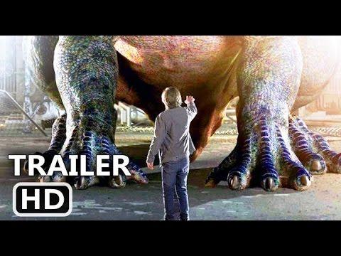 MY PET DINOSAUR Official Trailer (2017) Dinosaur Family Movie HD streaming vf