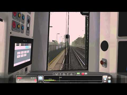 Train Simulator 2013 - Class 375 - from Faversham to Rochester