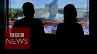 'News blackout' hits BBC studio - BBC News