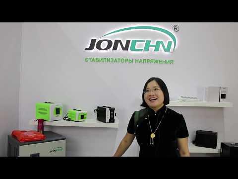Генеральный директор компании JONCHN Diana Huang