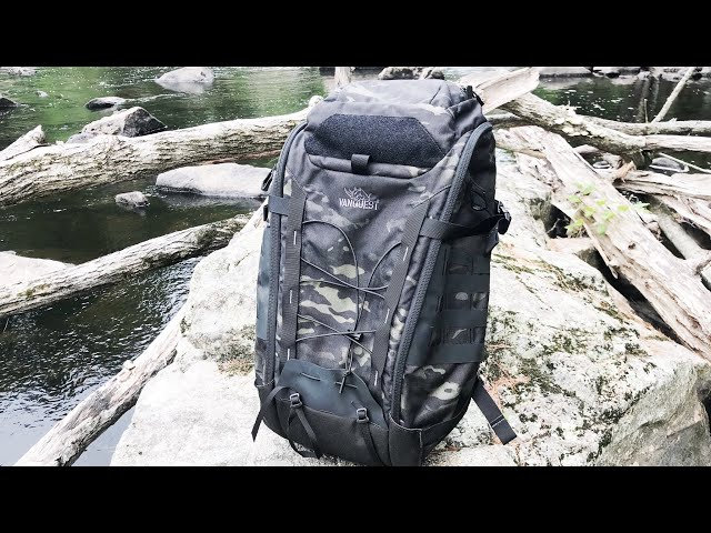 Vanquest Ibex 35: In My Top 3 Favorite Bags from Vanquest - A Multi-Use Backpack