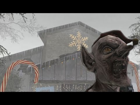 UGX CHRISTMAS Gun Game - Custom Zombies First Room Only - World at ...