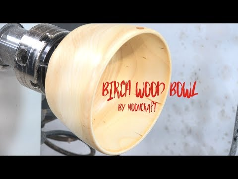 New Bowl with Birch Wood Your Videos on VIRAL CHOP VIDEOS