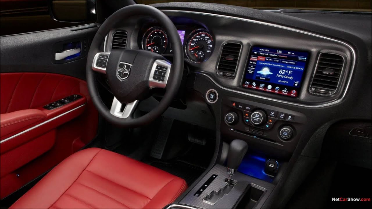 2011 Dodge Charger Interior Hd Youtube