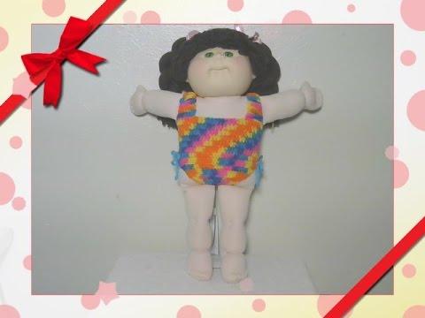 Crochet - Cabbage Patch Swim Suit