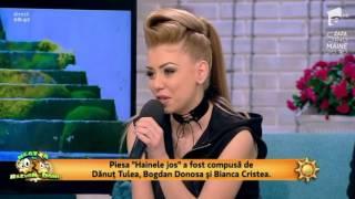 Andreea Ignat - Interviu - ,,Neatza cu Razvan & Dani
