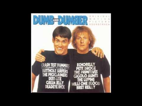 Dumb & Dumber Soundtrack - The Primitives - Crash (The '95 Mix)