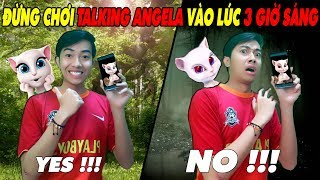 ĐỪNG CHƠI TALKING ANGELA VÀO LÚC 3 GIỜ SÁNG cùng CrisDevilGamer