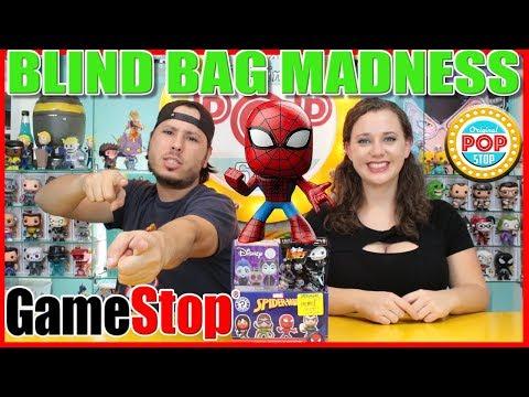Gamestop Clearance Blind Bag