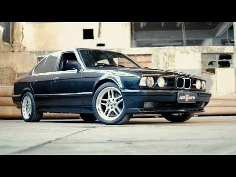 BMW E34 Série 5 (535i - 1990 Full Swap M5 -1995) | Entrevista