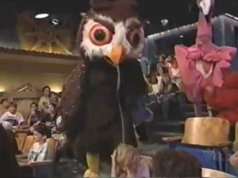 Sick Exotic Bird Parade - Conan O'Brien