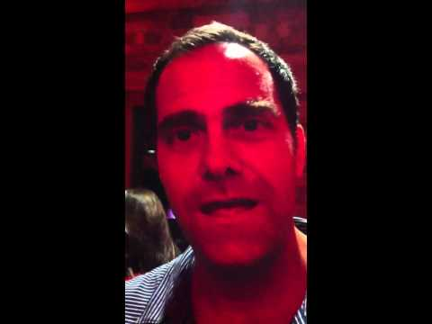 Andy Buckley says hello to me. streaming vf