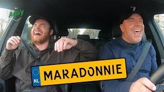 Maradonnie 2020 - Bij Andy in de auto!