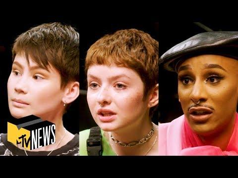 Lachlan Watson, Ian Alexander & Stephon Mendoza On LGBTQ Representation | Sound On | MTV News