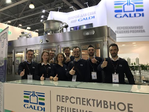 Galdi At Moscow Dairy Tech 2020