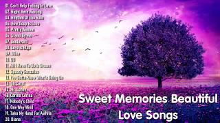 Sweet Memories Beautiful Love Songs Vol.10 , Various Artist