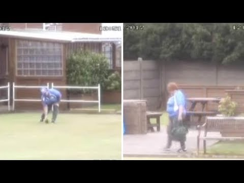 Benefit Fraud Filmed Playing Bowls After Claims She Can't Walk