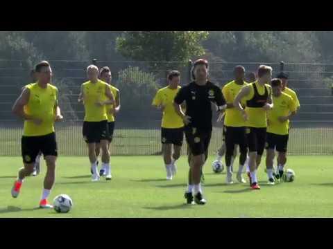 BVB startet die Vorbereitung aufs Spiel gegen Leipzig