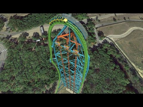Top 10 scariest roller coasters 2016 youtube