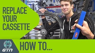 How To Change Your Cassette | Road And Triathlon Bike Maintenance