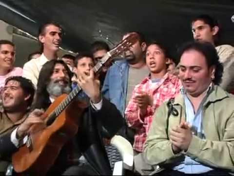 Cumpleaños gitano 3000 viviendas Vareta Nani Cordoba Ingueta Rafita Caracafe Parte 1