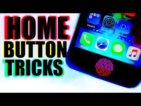 [NEW]10 SECRET HOME BUTTON TRICKS ON IOS 11 - SECRET FEATURES OF THE HOME BUTTON IN IOS 11 NO JB