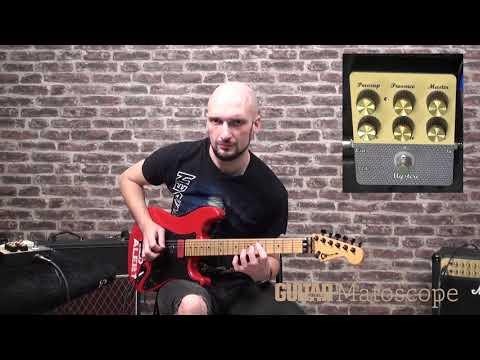 MYSTERE demo par GUITAR PART N°291 (juin 2018)
