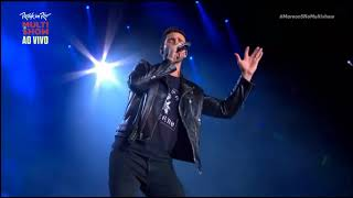 Maroon 5 - Moves Like Jagger (Rock In Rio 2017)