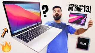 MacBook Pro 13 with M1 Processor - Most Powerful MacBook???🔥🔥🔥
