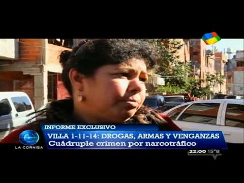 Video exclusivo: La Masacre de la Villa 1-11-14