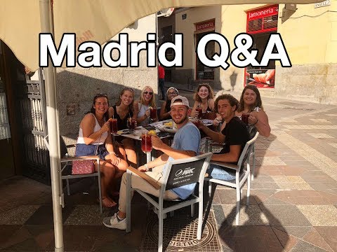 Madrid Study Abroad Q&A: Clubs, Academics, Helpful Apps And More