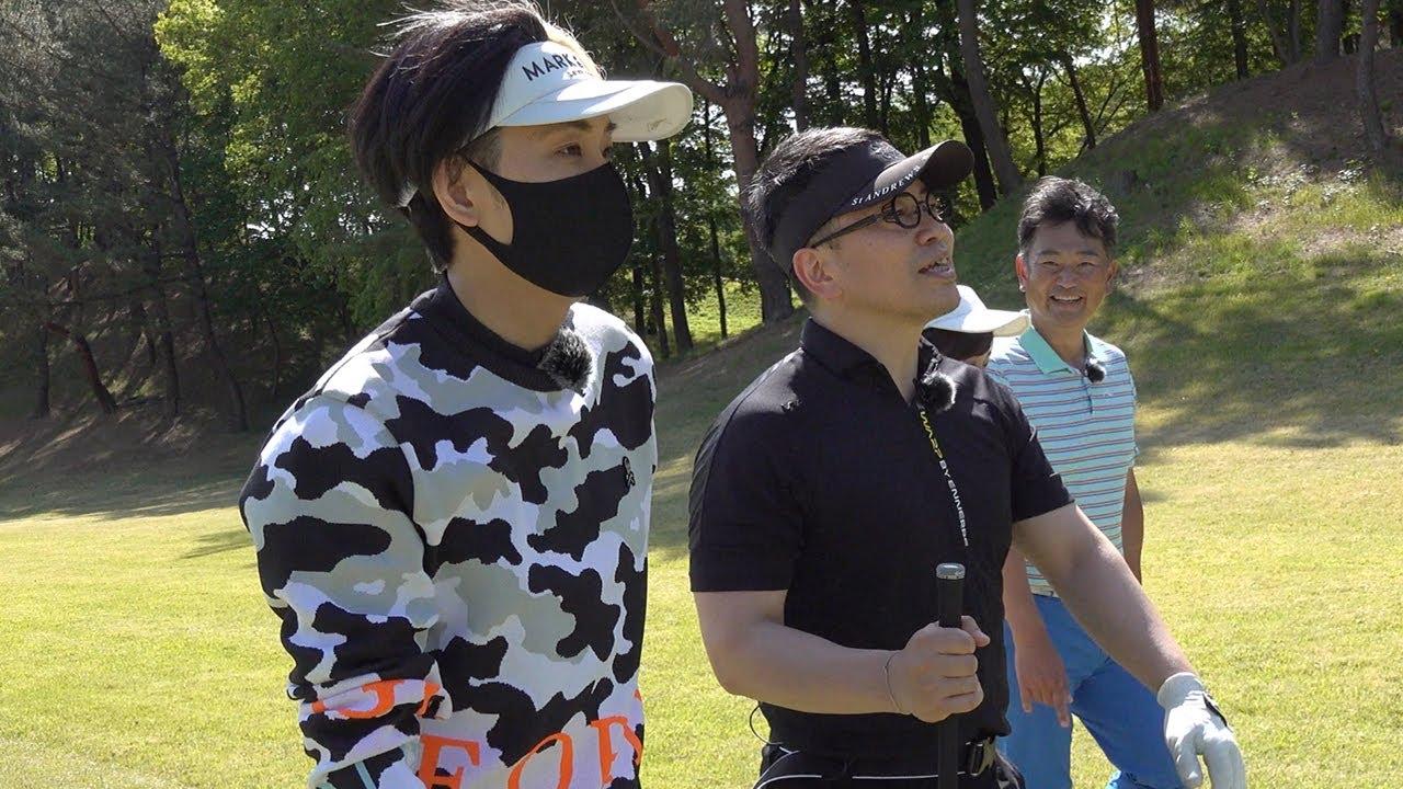 【女子プロ指導で宮迫さんとガチ対決】ヒカルの一ヶ月間ゴルフ生活に密着したら内容濃すぎたww